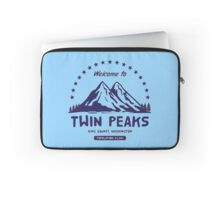 Twin Peaks  Laptop Sleeve
