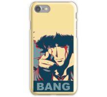 Cowboy Bebop - Bang - Spike Spiegel iPhone Case/Skin