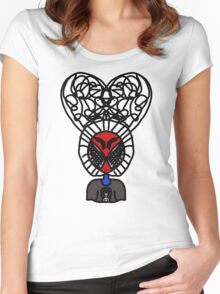 Bug's Love Women's Fitted Scoop T-Shirt