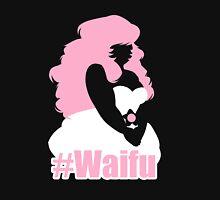 Rose Quartz Is My #Waifu Unisex T-Shirt