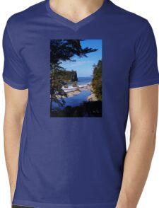 spectacular ruby beach, wa, usa Mens V-Neck T-Shirt