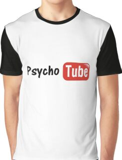 Psycho Tube Graphic T-Shirt