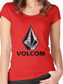 Volcom  Women's Fitted Scoop T-Shirt