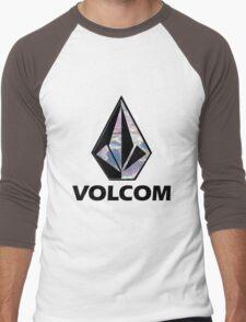 Volcom  Men's Baseball ¾ T-Shirt