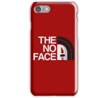 The No Face iPhone Case/Skin