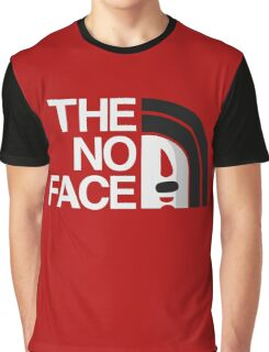 The No Face Graphic T-Shirt