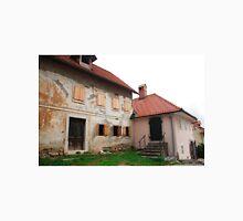 Historic Buildings in Skofja Loka Unisex T-Shirt