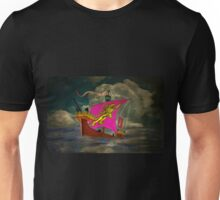 A 13th century English Fighting Ship Unisex T-Shirt