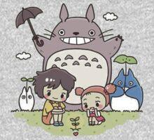 My Neighbor Totoro studio Ghibli One Piece - Short Sleeve