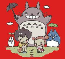 My Neighbor Totoro studio Ghibli Baby Tee