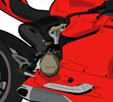 1199 panigale Sticker