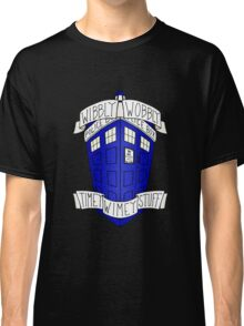 Doctor Who - TARDIS Classic T-Shirt