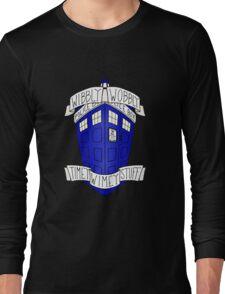 Doctor Who - TARDIS Long Sleeve T-Shirt