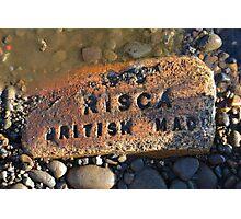 Risca Photographic Print