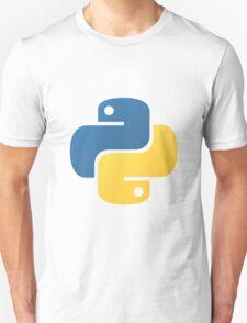 Python logo Unisex T-Shirt