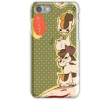 Nyanko sensei!! iPhone Case/Skin