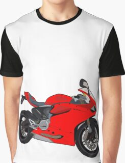 899 Panigale Graphic T-Shirt