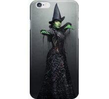 Myra Ruiz as Elphaba iPhone Case/Skin