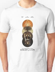 Knight Of Cups Poster Unisex T-Shirt