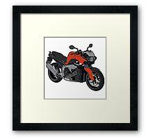 K1300R Framed Print