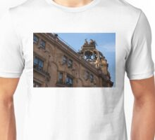 Rooftop Chariots and Horses - The Hippodrome Casino Leicester Square, London, UK Unisex T-Shirt