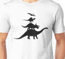 Dino Town Musicians Unisex T-Shirt