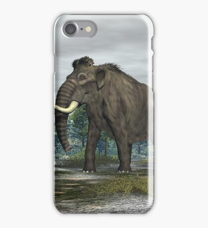 Woolly Mammoth iPhone Case/Skin