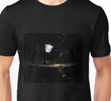 Garden Solar Light in the Dark Unisex T-Shirt
