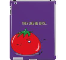 Tina Pomodori iPad Case/Skin