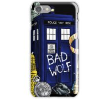 My Doctor Who iPhone Case/Skin