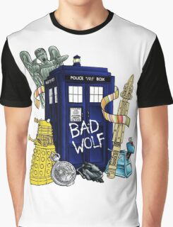 My Doctor Who Graphic T-Shirt