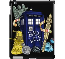 My Doctor Who iPad Case/Skin