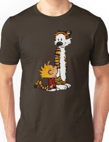 Calvin And Hobbes Fun Unisex T-Shirt