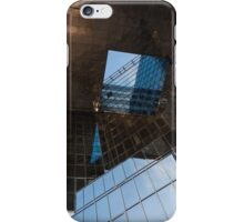 Copper, Glass and Steel Geometry - Fabulous Modern Architecture in London, UK iPhone Case/Skin