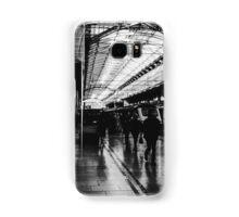 London Paddington - Black and White Samsung Galaxy Case/Skin