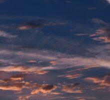 Evening Sky Sticker