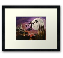 Mary Gothins Framed Print
