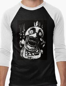 Chica fnaf Men's Baseball ¾ T-Shirt