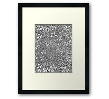 flowers of youth Framed Print