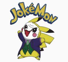 Pokemon Pikachu Jokemon One Piece - Long Sleeve