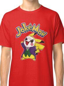 Pokemon Pikachu Jokemon Classic T-Shirt