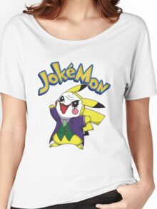 Pokemon Pikachu Jokemon Women's Relaxed Fit T-Shirt