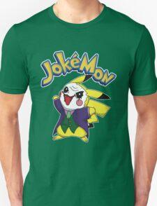 Pokemon Pikachu Jokemon Unisex T-Shirt
