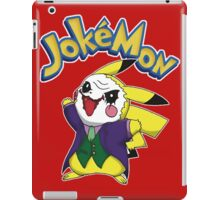Pokemon Pikachu Jokemon iPad Case/Skin