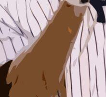 Baseball, New York Yankees, and bat Sticker