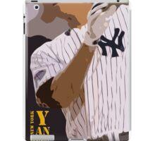 Baseball, New York Yankees, and bat iPad Case/Skin
