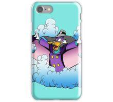 Darkwing Duck Smoke iPhone Case/Skin