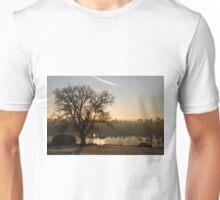 Forest Mere Dawn Unisex T-Shirt