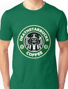 Deathstarbucks Coffee Unisex T-Shirt