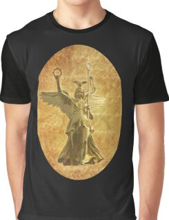 Golden Lizzy Graphic T-Shirt
